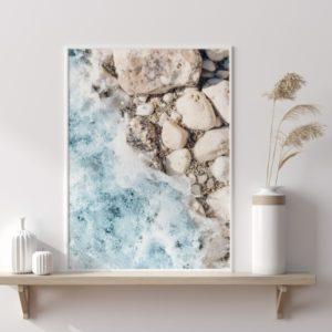 Plakat na ścianę Głębia błękitu Ocean