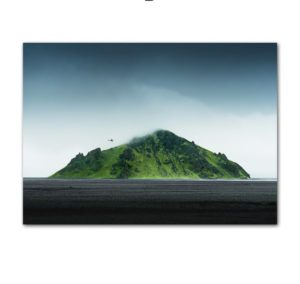 Plakat Mountain Island
