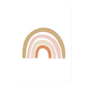Plakat na ścianę Rainbow Beige