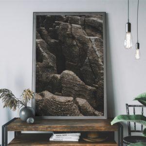 Plakat na ścianę Skała