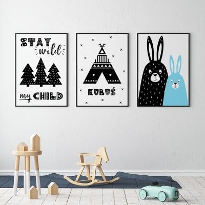 Plakat na ścianę Stan Wild My CHILD