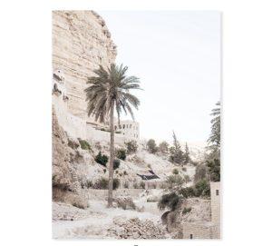 Plakat na ścianę Wam Beige Landscape