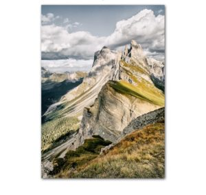 Plakat na ścianę Mountain View