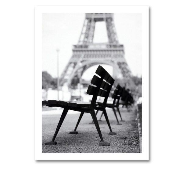 Plakat na ścianę Spirit of Paris