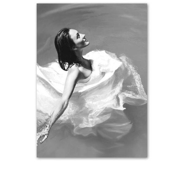 Plakat na ścianę Water Woman