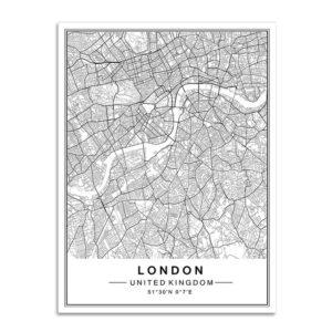 Plakat na ścianę London