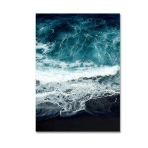 Plakat na ścianę Deep Blue Ocean