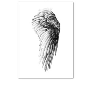 Plakat na ścianę Angel's Wing