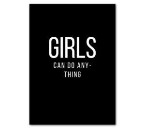 Plakat na ścianę Girls