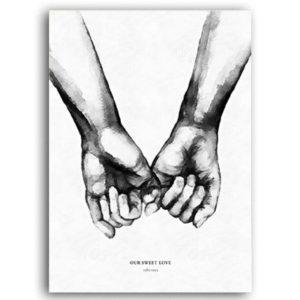 Plakat na ścianę Our Sweet Love 1