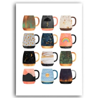 Plakat na ścianę Cup of coffee