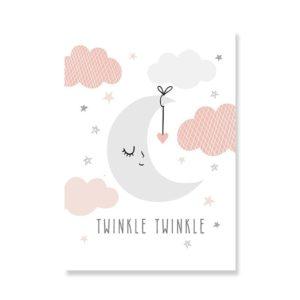 Plakat na ścianę Twinkle Twinkle