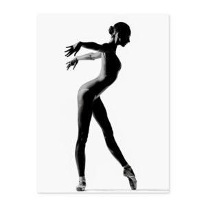 Plakat na ścianę Dancing Woman