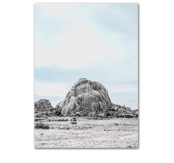 Plakat na ścianę Huge Rock