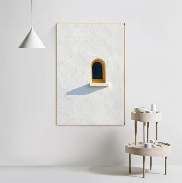 Plakat na ścianę Little Window