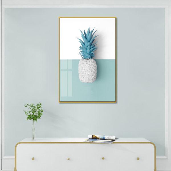 Plakat na ścianę Mint Pinapple