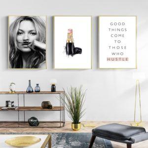 Zestaw plakatów Top Brands