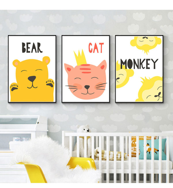Plakat na ścianę Cat