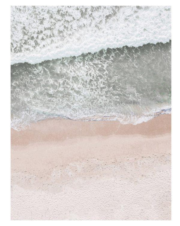 Plakat na ścianę Rose Sand