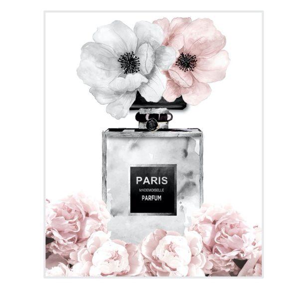 Plakat na ścianę Perfum