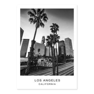 Plakat na ścianę Los Angeles