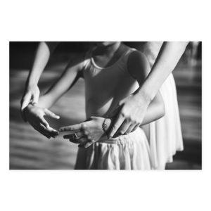 Plakat na ścianę Ballet Lessons