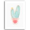 Plakat na ścianę Kaktus