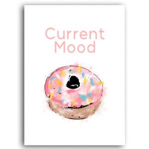 Plakat na ścianę Current Mood