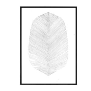 Plakat na ścianę Abstract Leaf