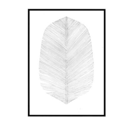 Plakat na ścianę Abstract Leaf