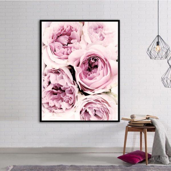 Plakat na ścianę Rose Flowers