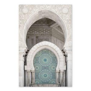 Plakat na ścianę Moroccan Gallery