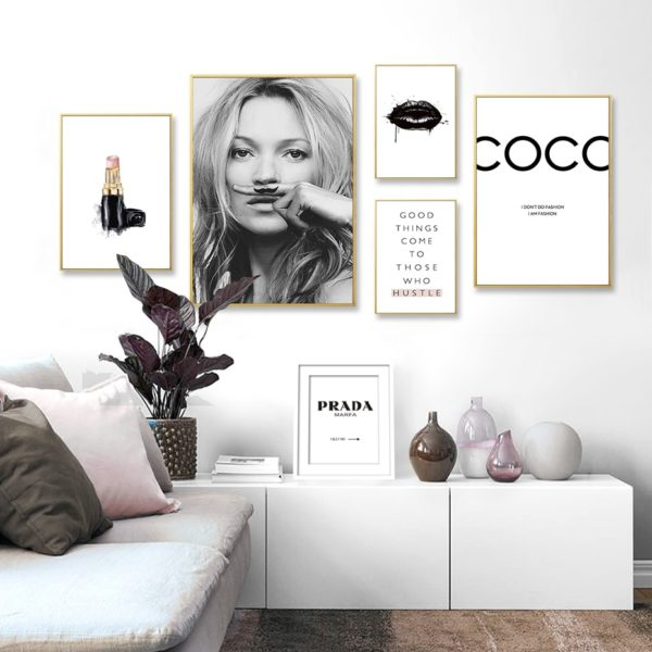 Zestaw plakatów top Brands 1