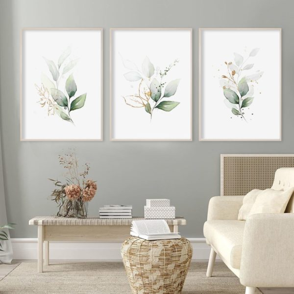 Plakat na ścianę Delicate Flowers