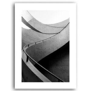 Plakat na ścianę Concrete Constructions