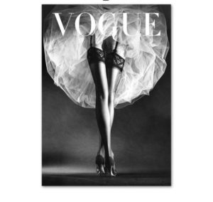 Plakat na ścianę Vogue
