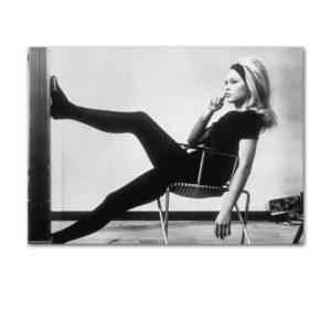 Plakat na ścianę Brigitte Bardot