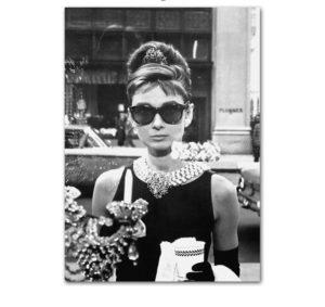 Plakat na ścianę Audrey Hepburn
