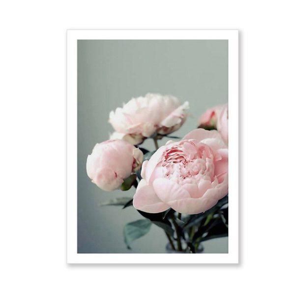 Plakat na ścianę Romantic Flowers