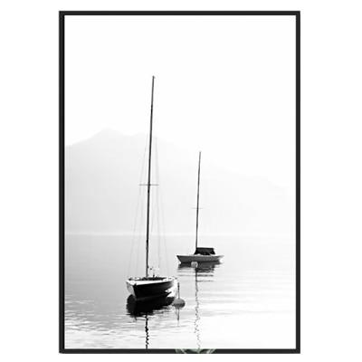 Plakat na ścianę Calm Boat