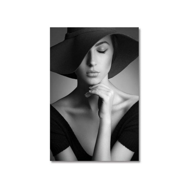 Plakat na ścianę Elegant Woman