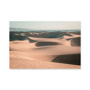 Plakat na ścianę Desert