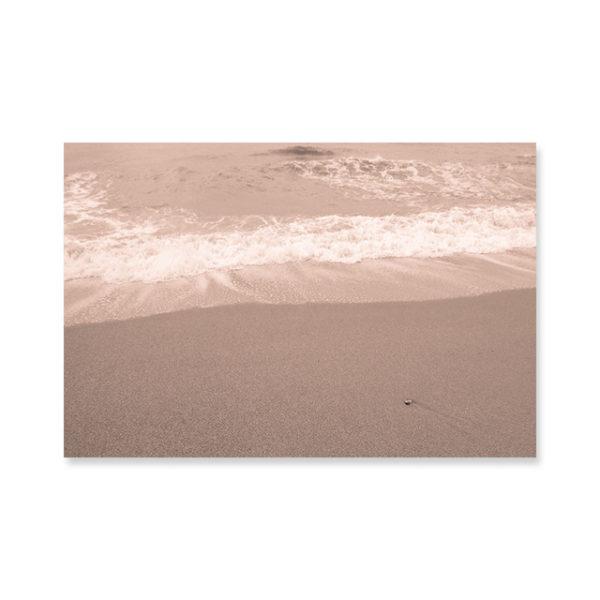 Plakat na ścianę warm sand