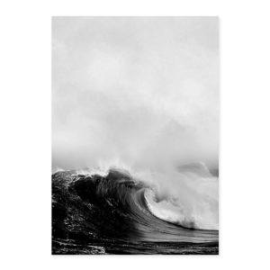 Plakat na ścianę Waves