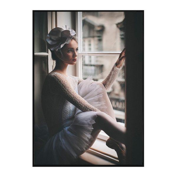 Plakat na ścianę lovely Balerina