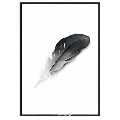 Plakat na ścianę Departing Feather