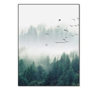 Plakat na ścianę Foggy Morning 3